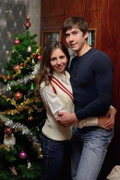 Лада Задонская и Сергей Грязцов