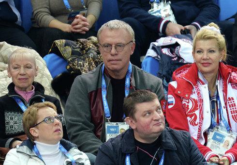 Олимпиада 2014. Фигурное катание. Пары. Произвольная программа