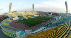 Стадион Кубань в Краснодаре