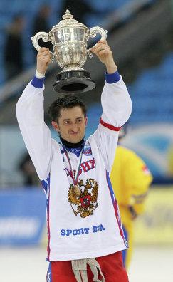 Михаил Свешников