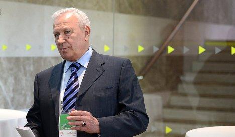 Почетный президент РФС Вячеслав Колосков