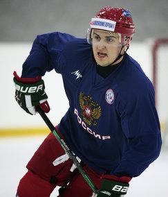 Хоккеист Кирилл Петров