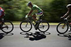 Словацкий велогонщик российской команды Tinkoff-Saxo Петер Саган