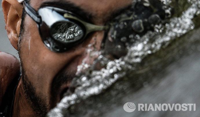 Чемпионат мира FINA 2015. Плавание на открытой воде. Мужчины. 25 км