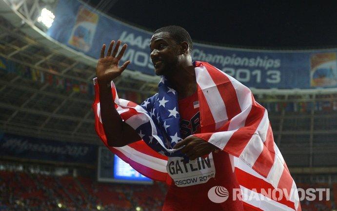 Олимпийский чемпион изсоедененных штатов вновь замешан вдопинговом скандале