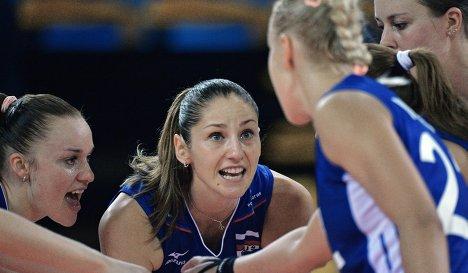 Екатерина Косьяненко (Панкова) и Татьяна Кошелева (слева направо)