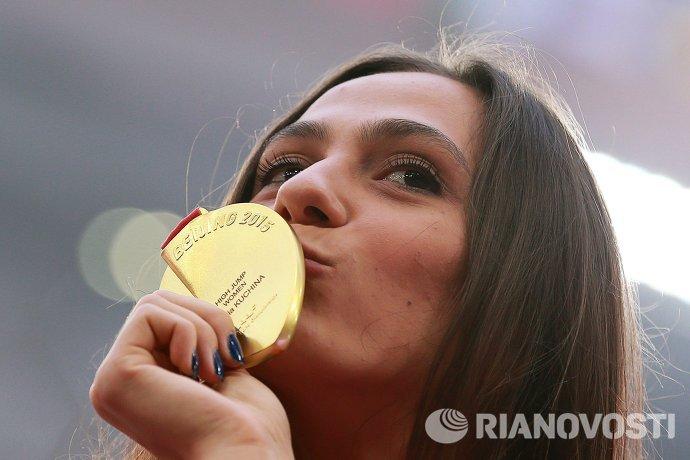 Мария Кучина (Россия)