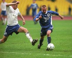 Александр Панов (справа) и Андрей Островский