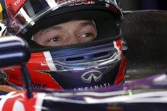 Даниил Квят во время квалификации Гран-при Японии