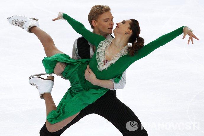 Людмила Сосницкая и Павел Головишников