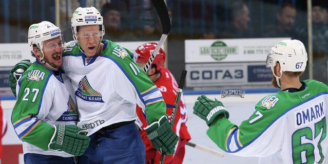 Результат матча салавата юлаева 5 декабря