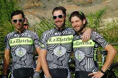 Велогонщики российской команды Tinkoff