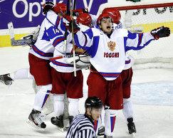 Игорь Ожиганов (на первом плане)