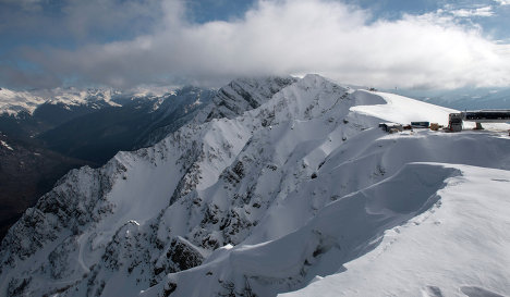 Открытие зимнего сезона в Сочи