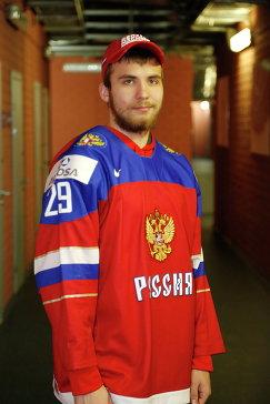 Защитник клуба КХЛ Трактор и молодежной сборной России Никита Жульдиков
