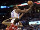 Форвард клуба НБА Оклахома-Сити Тандер Кевин Дюрант (№35)