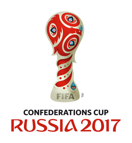 эмблема конфедераций 2017 фото кубка