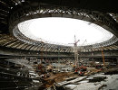 Реконструкция Большой спортивной арены Лужники