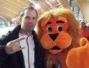 Раймонд ван дер Велдт и Голландский лев