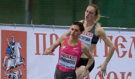 Антонина Кривошапка (слева)