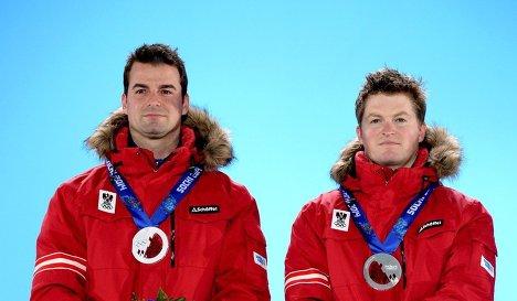 Андреас (слева) и Вольфганг Лингер