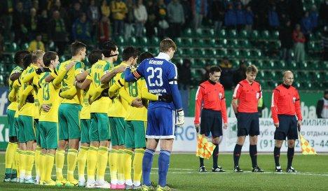 Футболисты Кубани