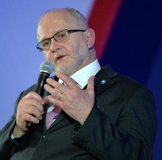Президент Международного паралимпийского комитета (IPC) Филип Крэйвен