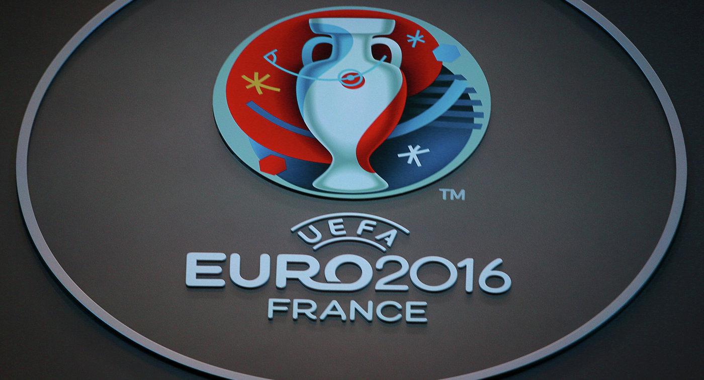 Официальный логотип Евро-2016