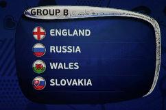 Группа, в которую попала сборная России