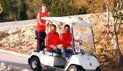 Футболисты ЦСКА Понтус Вернблум, Алексей Березуцкий и Игорь Акинфеев (слева направо)