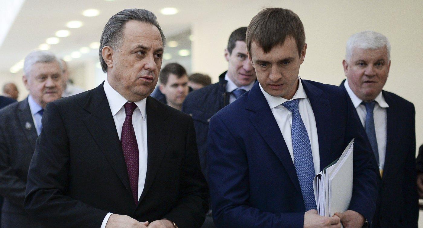 Александр Алаев осамых серьезных реформах РФС вистории