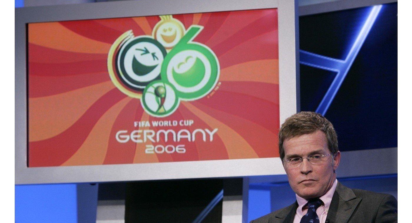 Эмблема ЧМ-2006 по футболу в Германии