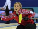 Капитан российской команды Алина Ковалева