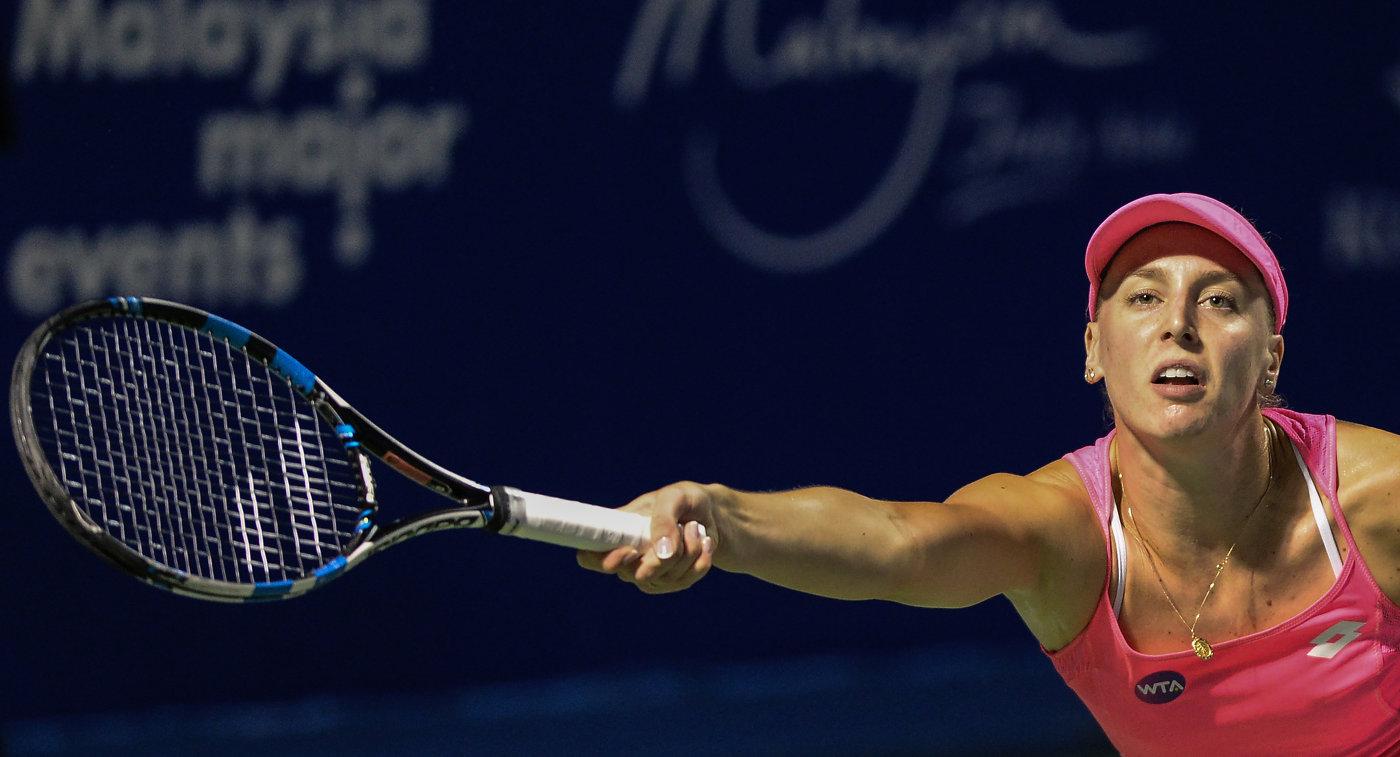 Британская теннисистка Наоми Броуди