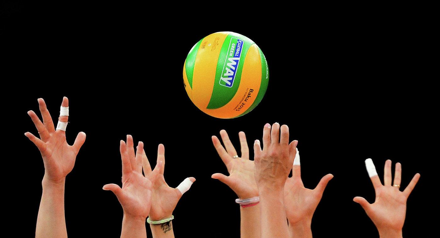 Волейболистки сборной Италии нанесли поражение команде Азербайджана в матче ЧМ