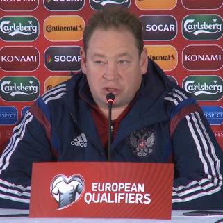 Тренер и игрок сборной России сообщили, чего ждать от матча с Молдавией