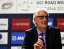 Новый глава UCI Брайан Куксон