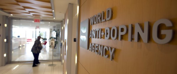 Логотип WADA