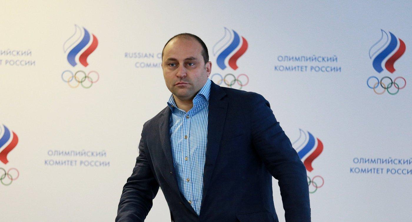 Дмитрий Свищев