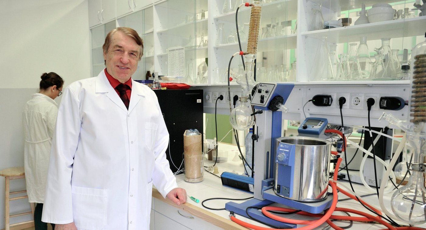 Создатель лекарственного препарата мельдоний – Иварс Калвиньш