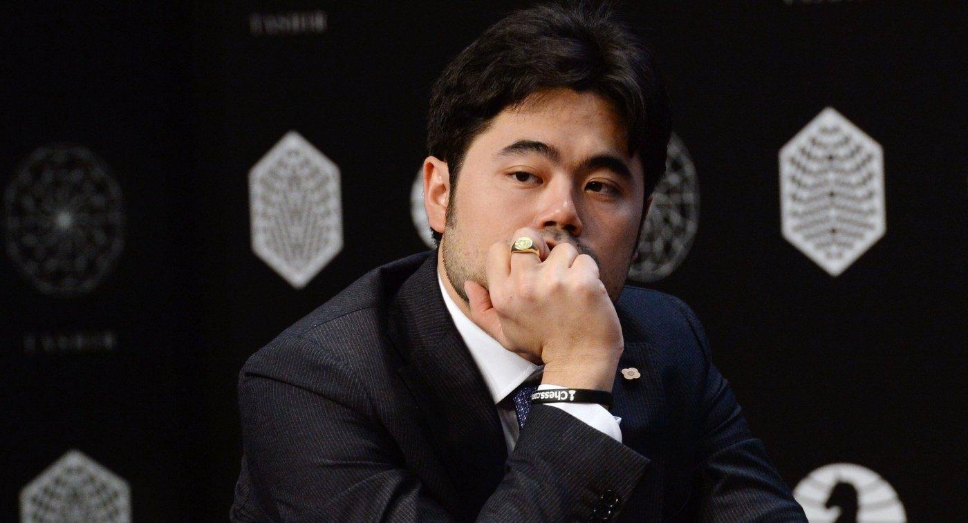 Хикару Накамура (США)