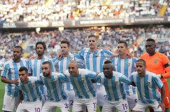 Футболисты Малаги