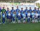 Футболисты СКЧФ Севастополь