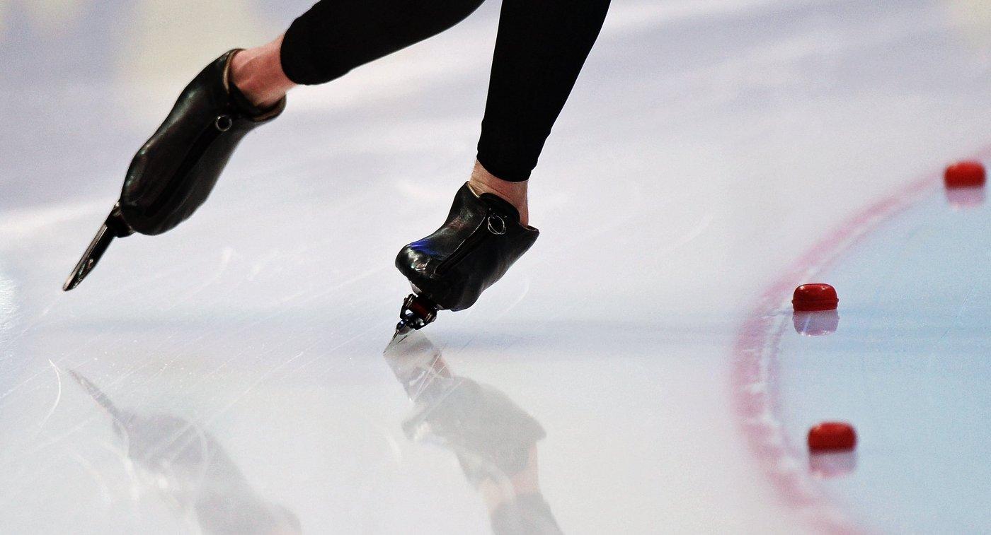 Евгения Лаленкова стала чемпионкой РФ поконькобежному спорту вклассическом многоборье