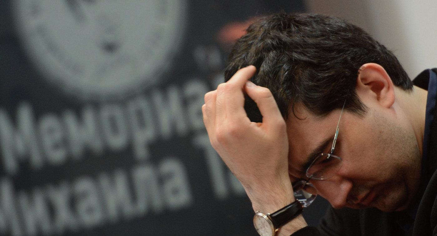 Карлсен продолжает лидировать перед заключительным туром шахматного турнира наострове Мэн