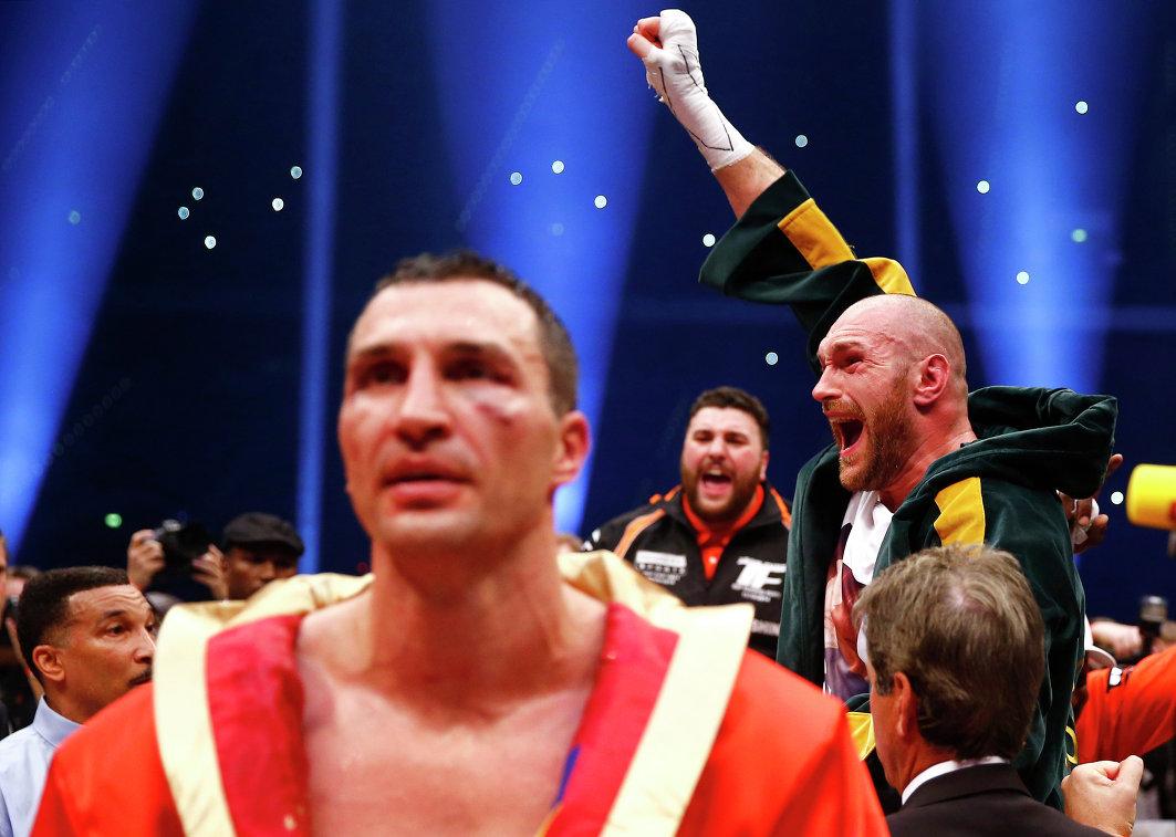 Кличко подтвердил намерение провести бой до конца нынешнего года