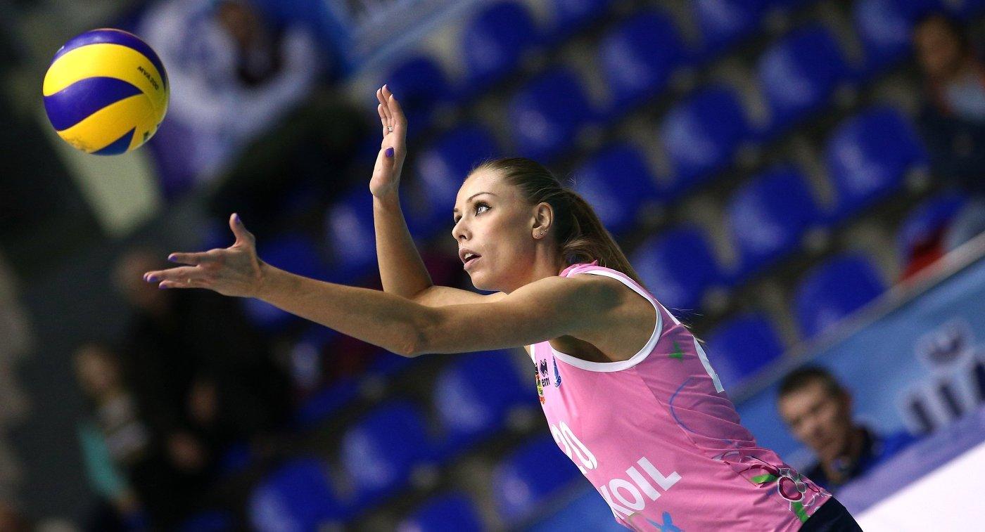 Анастасия Самойленко