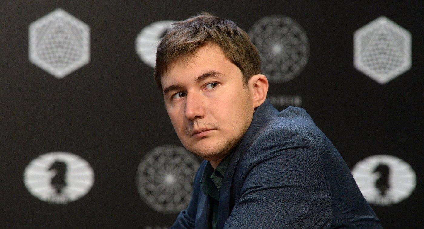 Сергей Карякин (Россия)