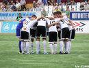 Футболисты армавирского Торпедо