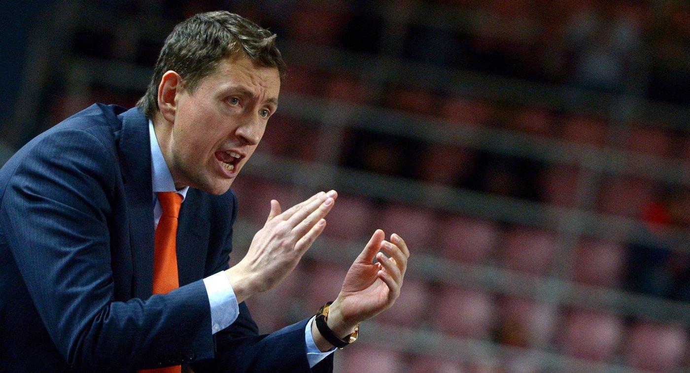 Новым основным тренером баскетбольного клуба УГМК стал испанец